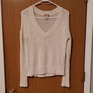 Sparkley Mudd sweater